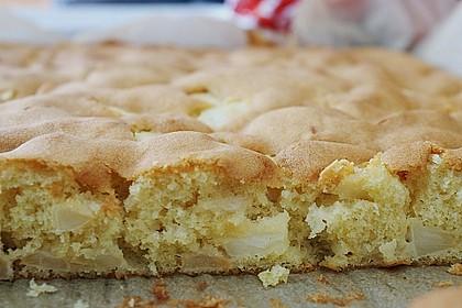 Apfelkuchen Großmutters Art 61