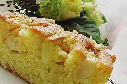 Apfelkuchen Großmutters Art 13