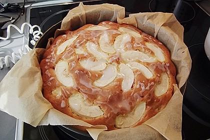 Apfelkuchen Großmutters Art 6
