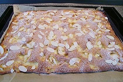 Apfelkuchen Großmutters Art 37