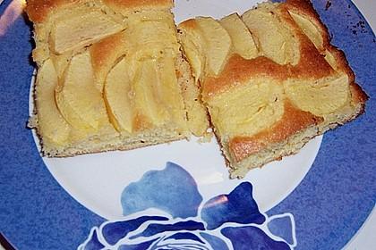 Apfelkuchen Großmutters Art 42