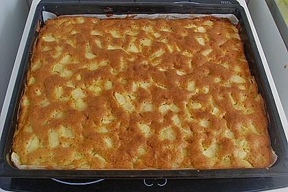 Apfelkuchen Großmutters Art 116