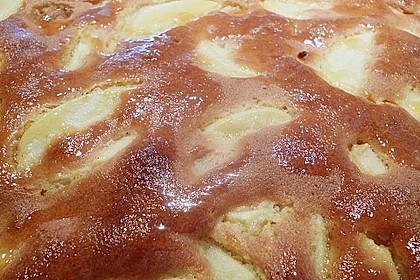 Apfelkuchen Großmutters Art 89