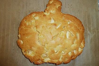 Apfelkuchen Großmutters Art 107