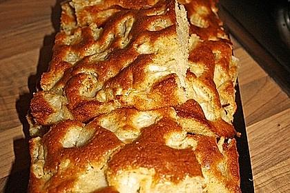 Apfelkuchen Großmutters Art 117