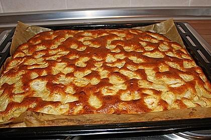 Apfelkuchen Großmutters Art 76