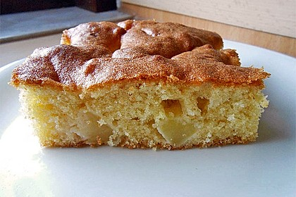Apfelkuchen Großmutters Art 35