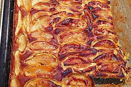 Apfelkuchen Großmutters Art 144