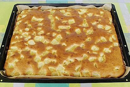 Apfelkuchen Großmutters Art 72