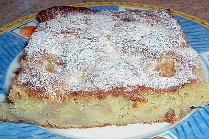 Apfelkuchen Großmutters Art 65
