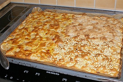 Apfelkuchen Großmutters Art 99