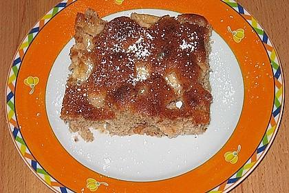 Apfelkuchen Großmutters Art 126