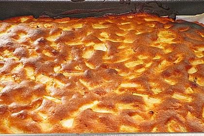 Apfelkuchen Großmutters Art 210