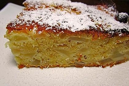 Apfelkuchen Großmutters Art 143