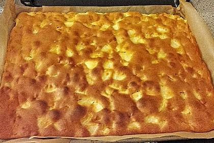 Apfelkuchen Großmutters Art 57