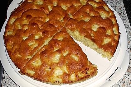 Apfelkuchen Großmutters Art 59