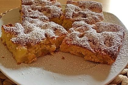 Apfelkuchen Großmutters Art 8