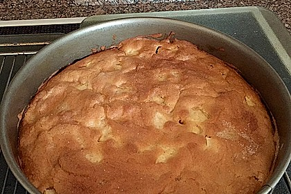 Apfelkuchen Großmutters Art 39