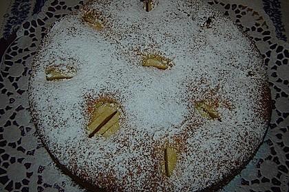 Apfelkuchen Großmutters Art 3
