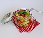 Gnocchi - Salat (Bild)