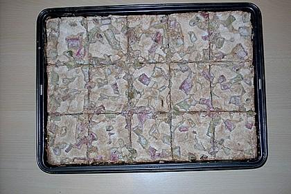 Rhabarberkuchen mit Baiser 11
