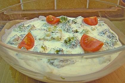 Brokkoli - Schichtsalat