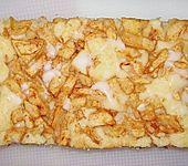 Johannisbeer - Blechkuchen (Bild)