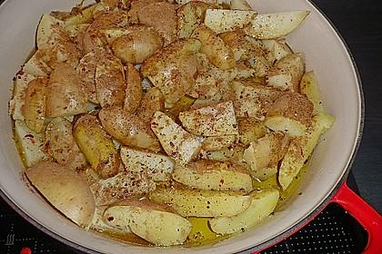 Spanische Kartoffeln 5