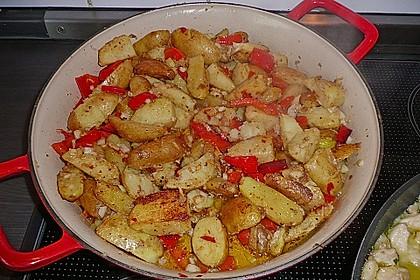 Spanische Kartoffeln 2
