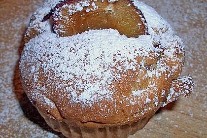Saftige Pflaumen - Muffins 7
