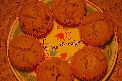 Saftige Pflaumen - Muffins 6