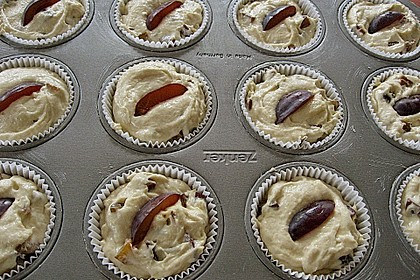 Saftige Pflaumen - Muffins 9