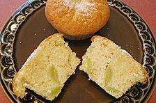 Trauben - Muffins