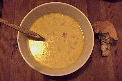 Hack-Käse-Porree-Suppe 33