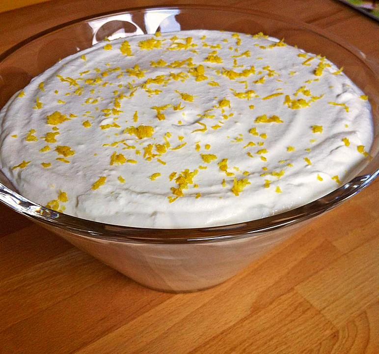 Schnelle Blechkuchen Rezepte Mit Bild: Schnelle, Leckere Zitronencreme (Rezept Mit Bild