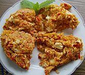 Paprika - Reis Auflauf (Bild)