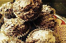 Apfel-Zucchini-Muffins