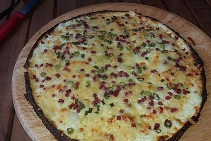 Low Carb Keto Flammkuchen 36