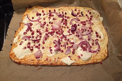 Low Carb Keto Flammkuchen 18
