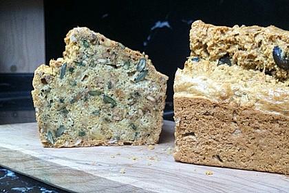 Low Carb Brot glutenfrei getreidefrei