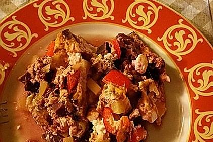 Süßkartoffel-Gratin mit Feta 15