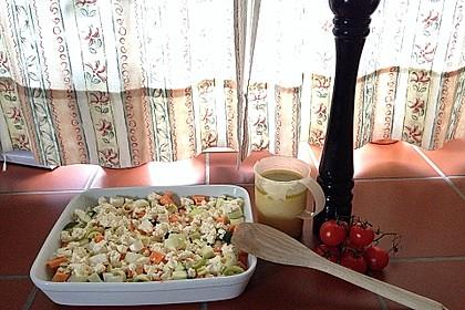 Süßkartoffel-Gratin mit Feta 9