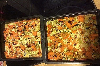 Süßkartoffel-Gratin mit Feta 5