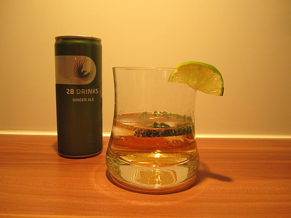 ginger ale wodka gurke rezepte. Black Bedroom Furniture Sets. Home Design Ideas