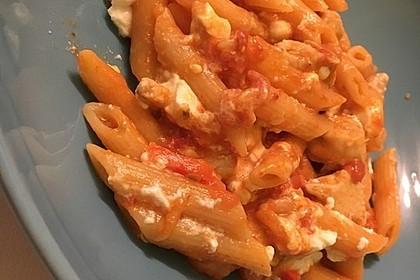 One Pot Penne mit Parmesan 64