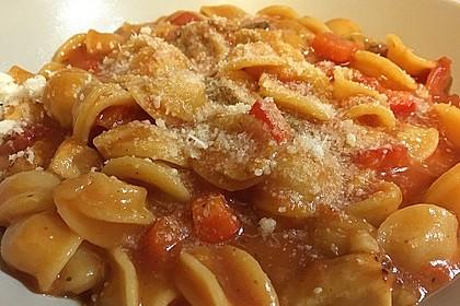 One Pot Penne mit Parmesan 31