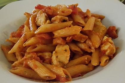 One Pot Penne mit Parmesan 15