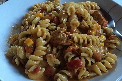 One Pot Penne mit Parmesan 21