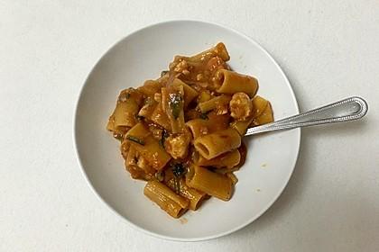 One Pot Penne mit Parmesan 24