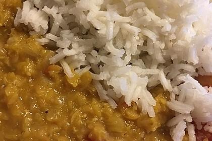 Dal – indisches Linsengericht 6